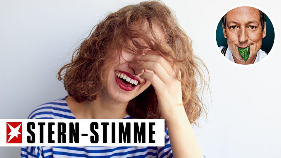 Lachen ist gesund - das galt schon in der Steinzeit