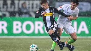 Thorgan Hazard Gladbach
