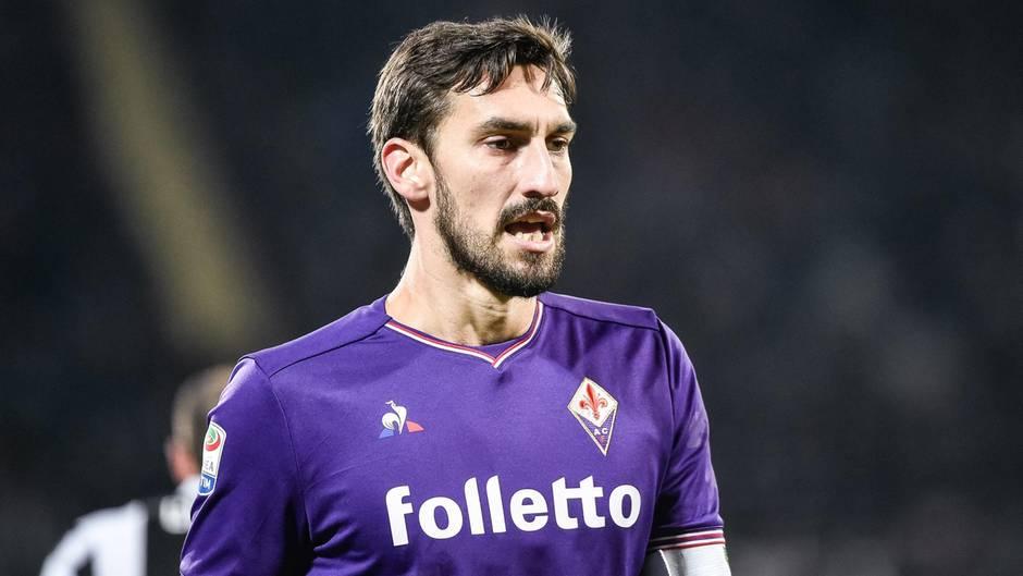 Schock beim AC Florenz: Kapitän Davide Astori tot in Hotelzimmer aufgefunden