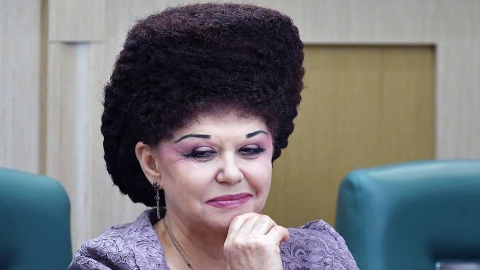 Valentina Petrenko: Diese Haare sind für Twitter das größte Mysterium Russlands