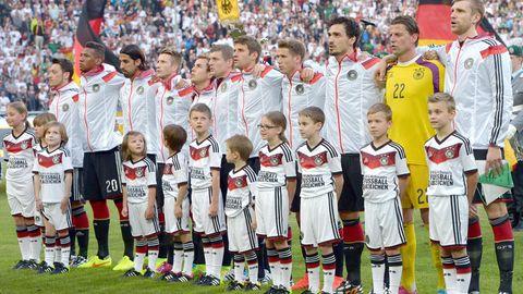 Deutsche Nationalhymne