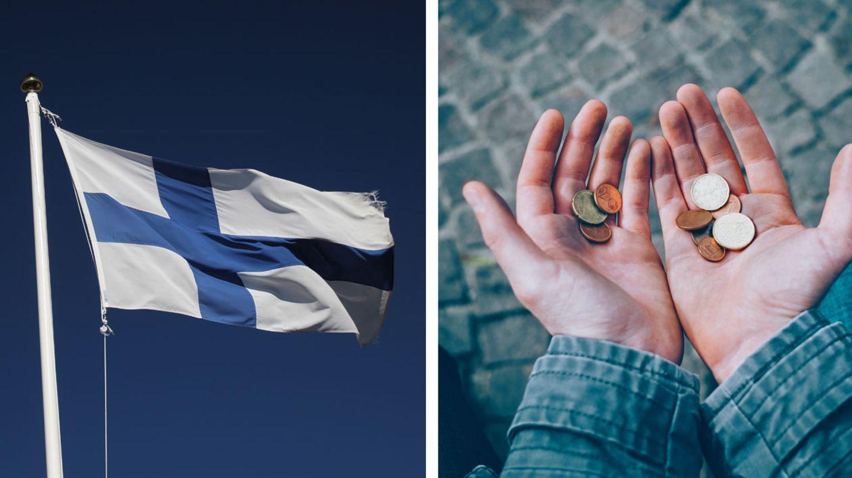Studienergebnis: Zwei Jahre lang wurde in Finnland ein Grundeinkommen getestet
