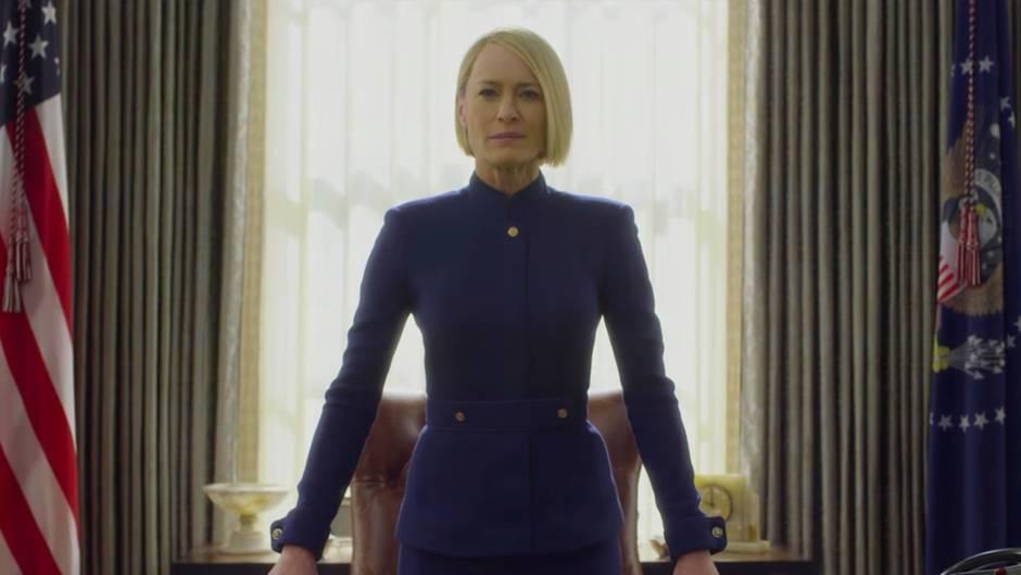 """Finale Staffel: """"House of Cards"""" – Das ist der erste Trailer ohne Kevin Spacey"""