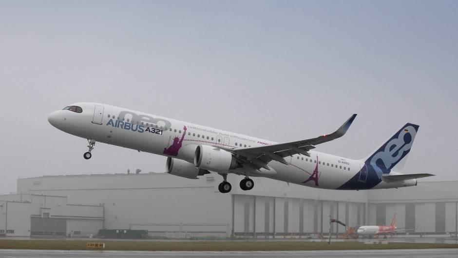 Airbus A321 - so wurde Norddeutschland zur Boomregion des ...