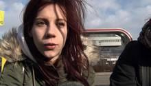 """Michelle wird–wie ihre Zwillingsschwester Alicia–von der Berliner Organisation """"Freestyle"""" betreut."""