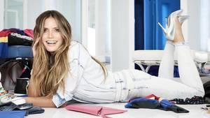 Heidi Klum dritte Modekollektion bei Lidl