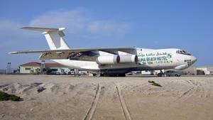Iljuschin Il-76 in Umm Al Quwain