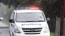 Polizeifahrzeug in Sydney (Symbolbild)