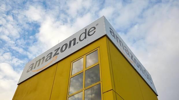 Gebäude von Amazon
