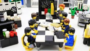 Lego in der Krise