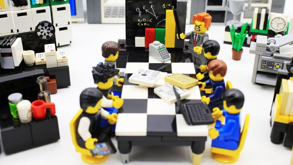 Lego Steckt In Der Krise Ranklotzen Gegen Die Digitalisierung