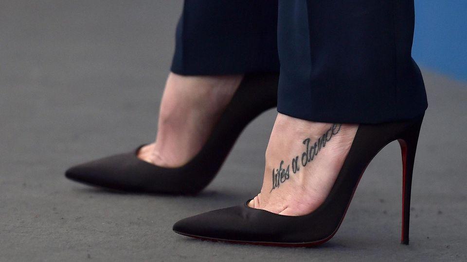 Tattoo von Ashley Greene