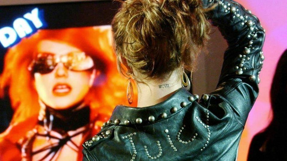 Tattoo von Britney Spears