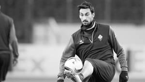 AC-Florenz-Kapitän Davide Astori
