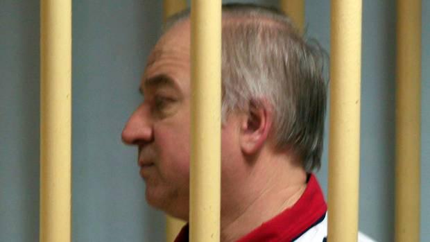 Doppelagent Sergei Skripal