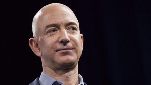 Forbes - Jeff Bezos - Amazon - Bill Gates