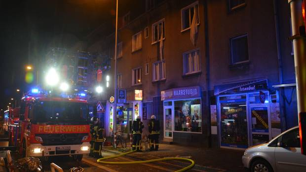 nachrichten deutschland - explosion wohnhaus