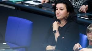 Dorothee Bär im Bundestag - kann sie als Staatsministerin für Digitales überhaupt etwas erreichen?