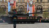 """""""Armata"""" bezeichnet nicht den Kampfpanzer sondern die universelle schwere Fahrzeugplattform."""