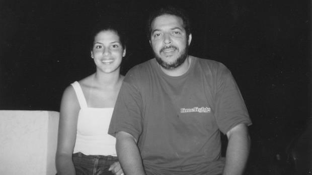 Aicha und ihr Papa