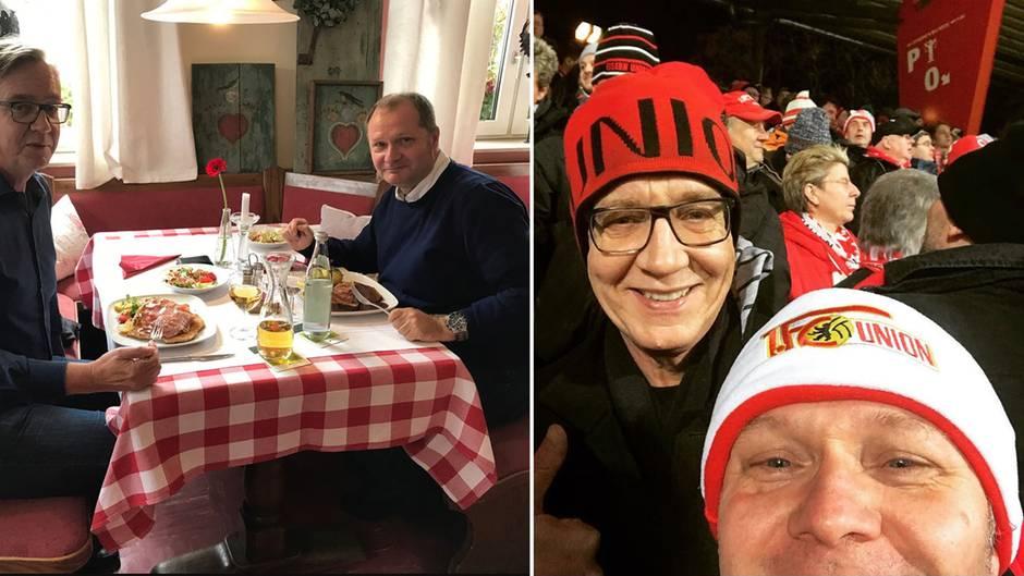 """Ungewöhnlicher Instagram-Star: """"Wir sind wie ein altes Ehepaar"""": Politiker-Chauffeur plaudert über seinen Job im Netz"""