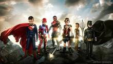 Justice League Kinder