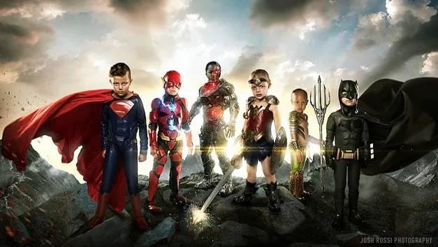 Justice League Kinder