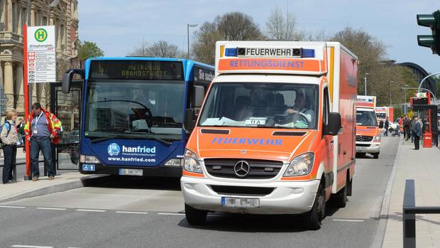 Nachrichten Deutschland Bus Hamburg