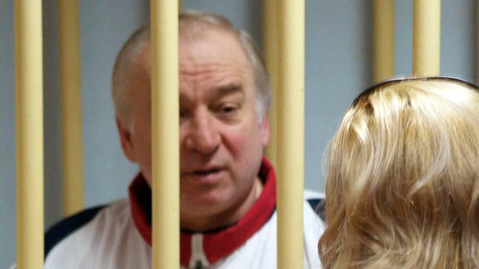 Der russische Ex-Spion Sergej Skripal wurde 2006 in Russland wegen Hochverrats verurteilt