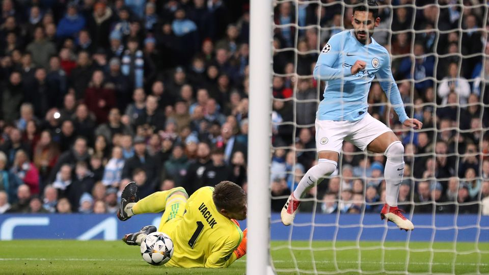 Champions League Manchester City - FC Basel