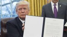 Donald Trump will Strafzoll-Dokument unterzeichnen - und Ausnahmen machen