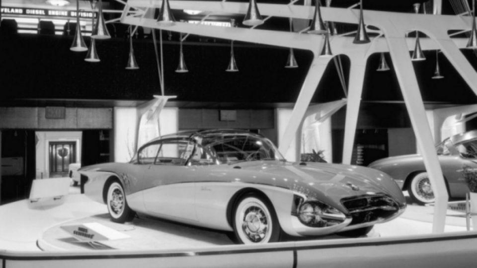 Buick Centurion auf der Motorama 1956
