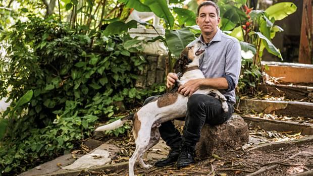 Nach NSA-Abhörskandal: Was macht eigentlich Glenn Greenwald heute?