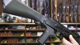 Dieses Zubehör - ein Bump-Stock-Device - verschafft der Waffe die Feuergeschwindigkeit eines militärischen Sturmgewehrs.