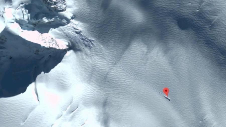 Südgeorgien im Südpazifik: Ufo-Absturz in der Antarktis? Alien-Jäger machen seltsame Sichtung auf Google Earth