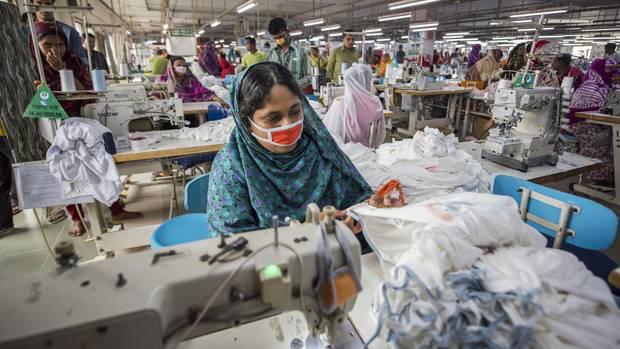 Produziert wird die Ware von H&M vor allem in Billiglohnländern wie Bangladesch