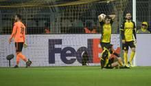 Europa League Dortmund Salzburg
