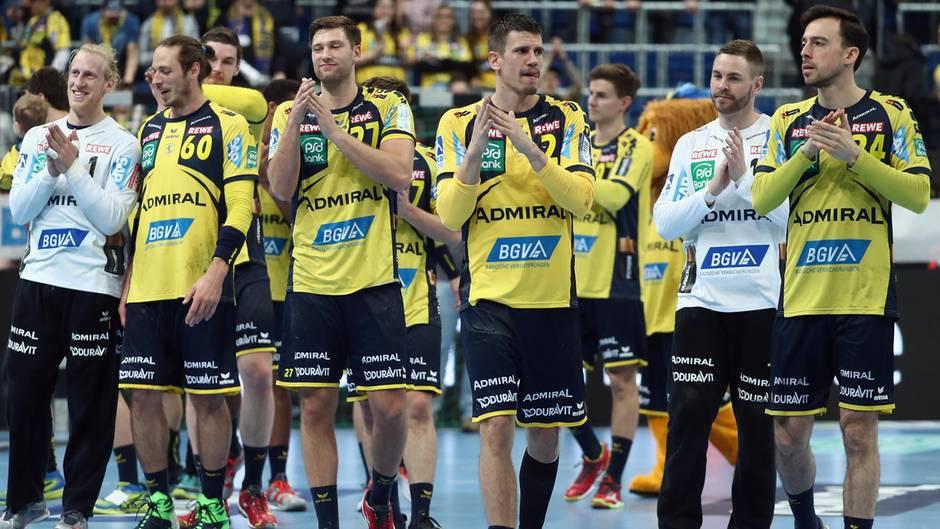 Rhein-Neckar Löwen in der SAP Arena