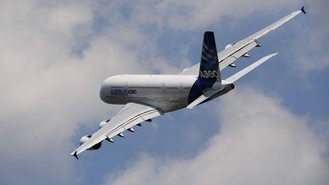 Airbus A380 - Virgin Atlantic - Stornierung Auftrag