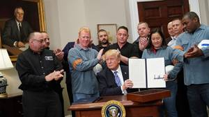 Donald Trump Tariff