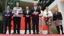 Die Ministerriege der SPD