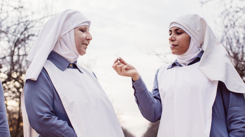 """Die """"Sisters of the Valley"""" leben auf einer Farm, zwei Stunden außerhalb San Franciscos."""
