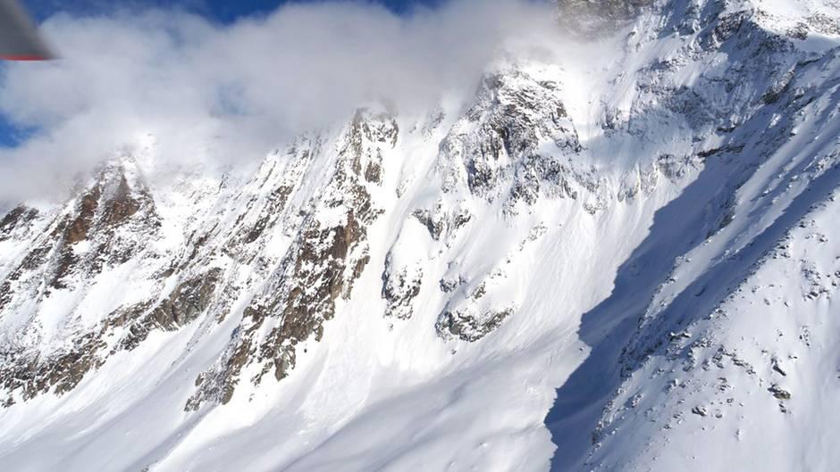 Schlimmes Unglück in den Schweizer Alpen: Vier Skiwanderer erfroren