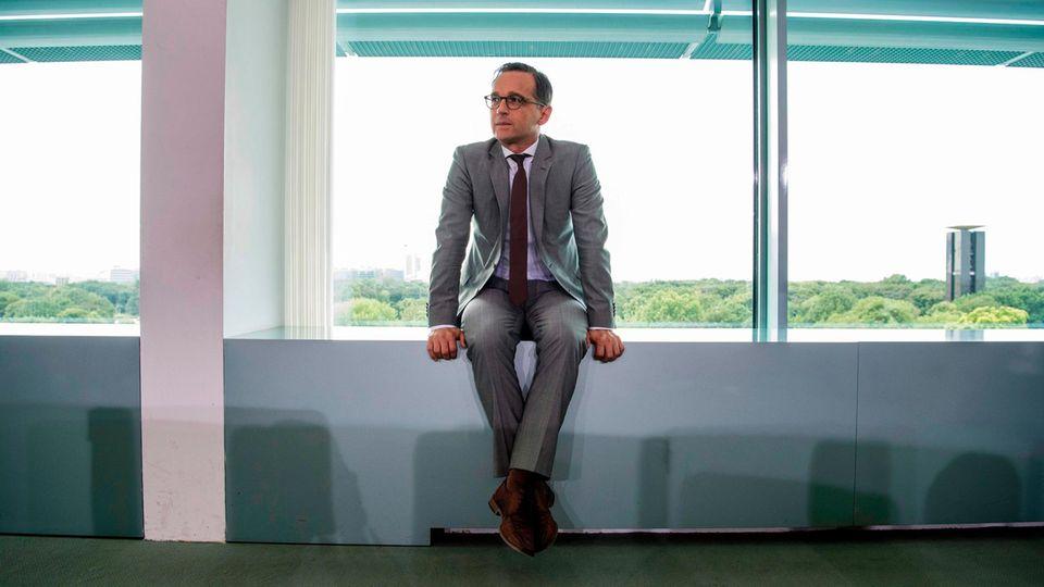 Im Druck des Rechtsrucks: Heiko Maas und seine vielleicht schwerste Aufgabe