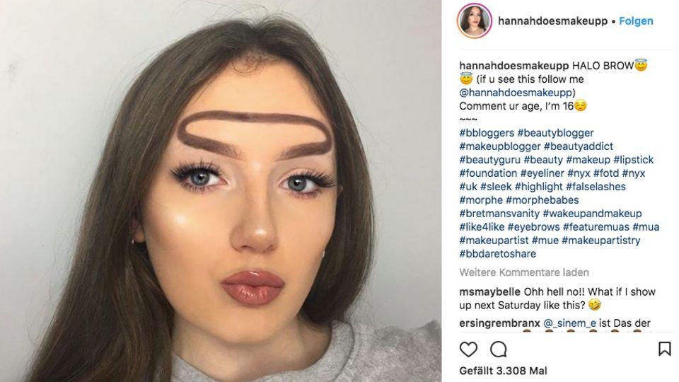 Beautybloggerin Hannah Lynne
