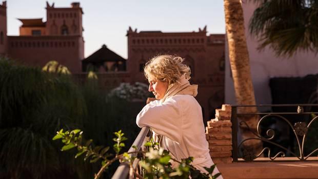 Oasen-Feeling: Viele Hotels bieten Erholung in einem Hamam, einem orientalischen Dampfbad.