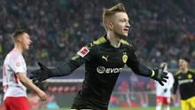 BVB-Star Marco Reus hat beim Klub bis 2023 verlängert. Dann hätte er elf Jahre für Borussia Dortmund gespielt.