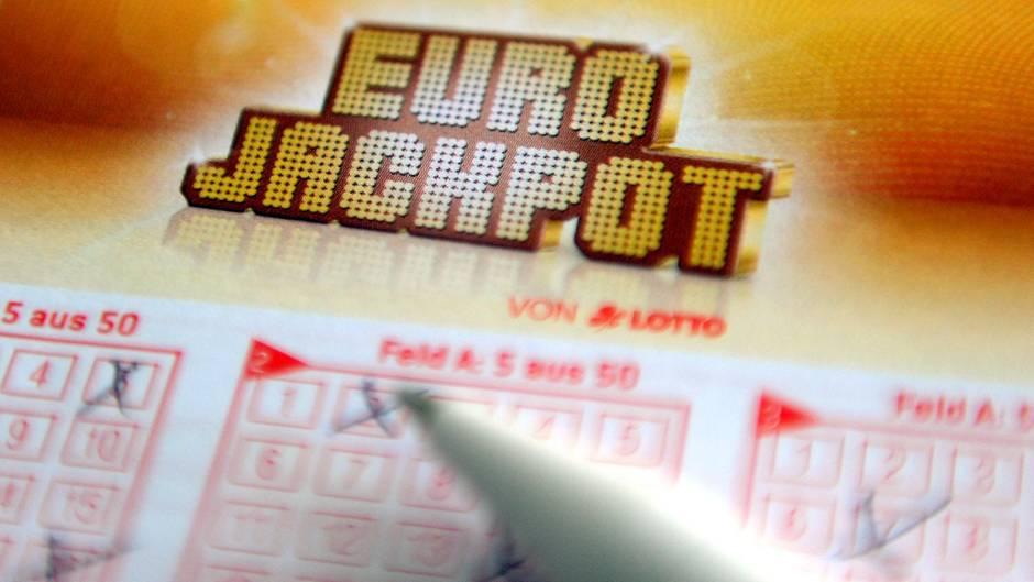 Der Eurojackpot von mehr als 42 Millionen Euro wurde in Berlin geknackt