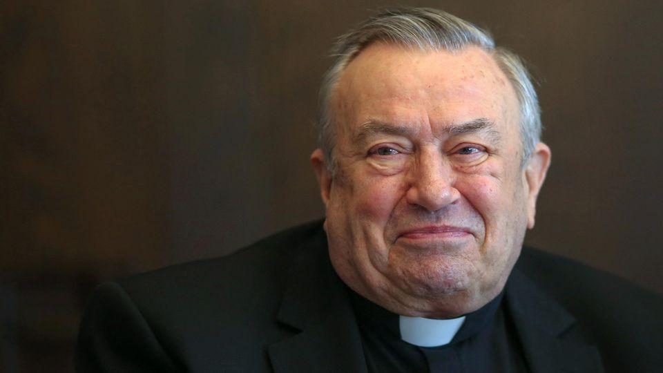 Kardinal Karl Lehmann ist am Sonntag verstorben. Er wurde 81 Jahre alt.