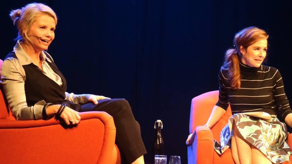 Katrin Bauerfeind Podcast mit Annette Frier